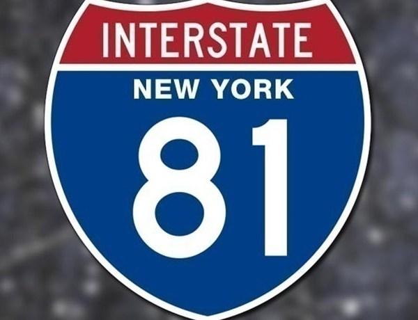 Interstate 81 Sign_-5571997890221618113
