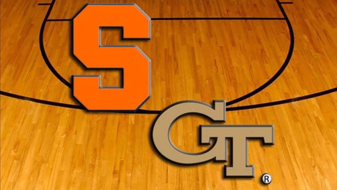 Stellar second half propels the Orange past Georgia Tech 79-72