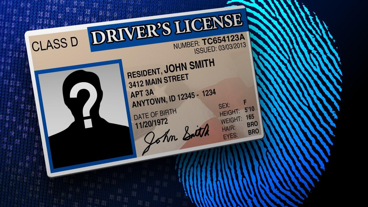 Fake ID generic