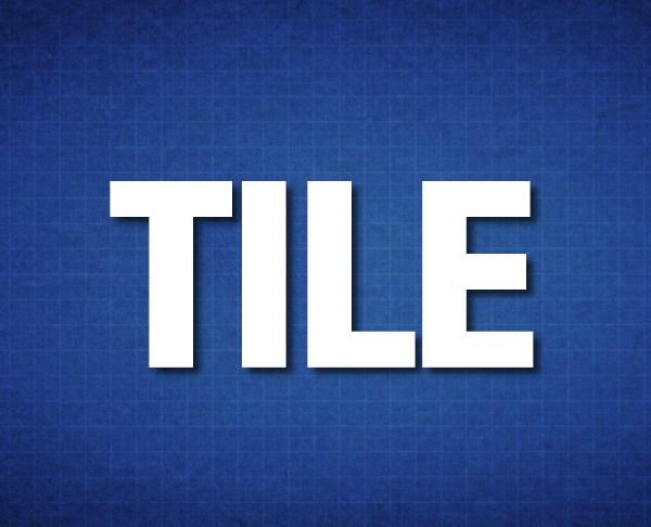 Tile Button