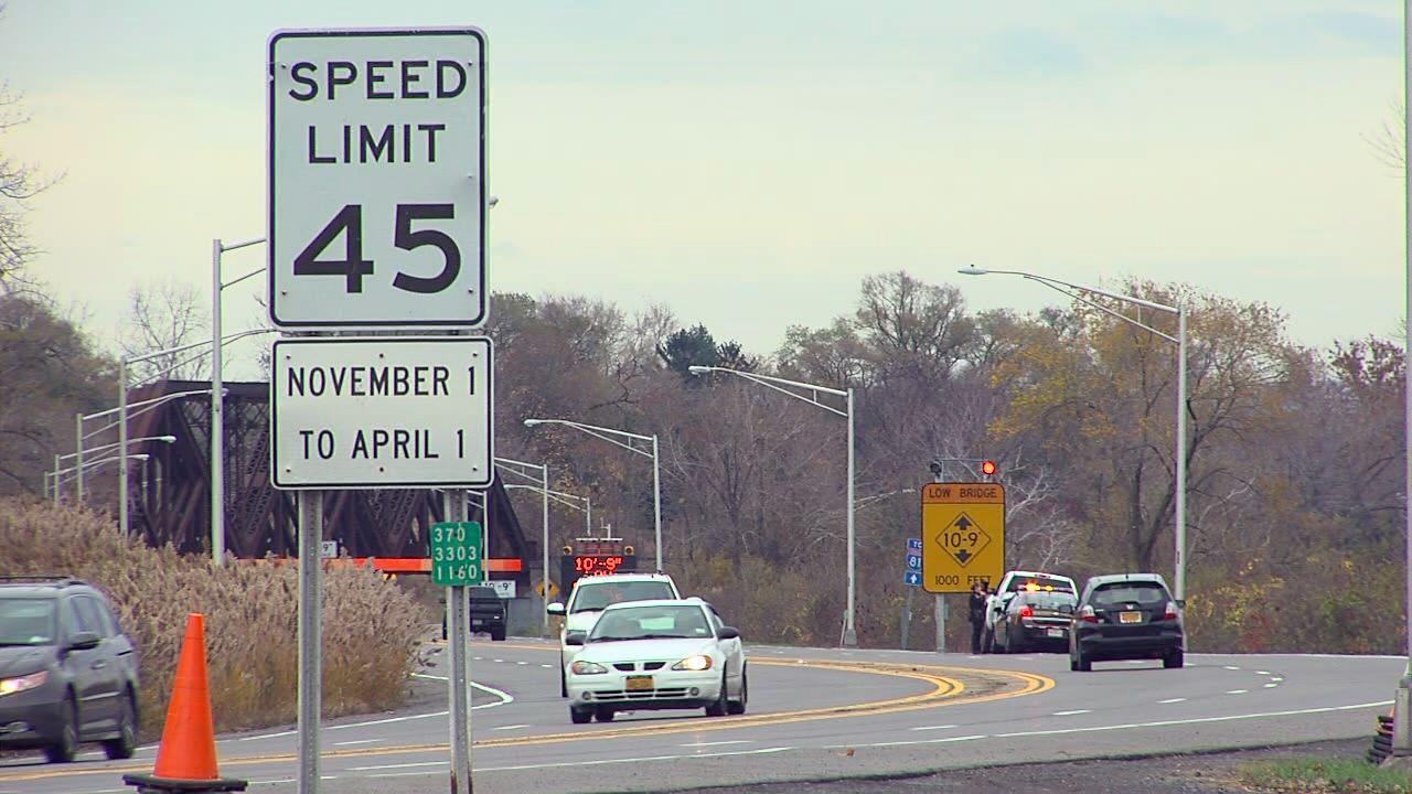 Onondaga Lake Parkway Speed Limit