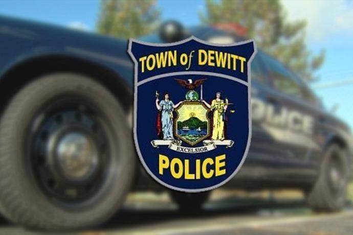 DeWitt Police badge