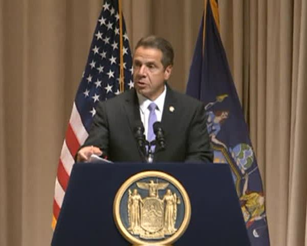 Gov- Andrew Cuomo appears in Buffalo_42207165-159532