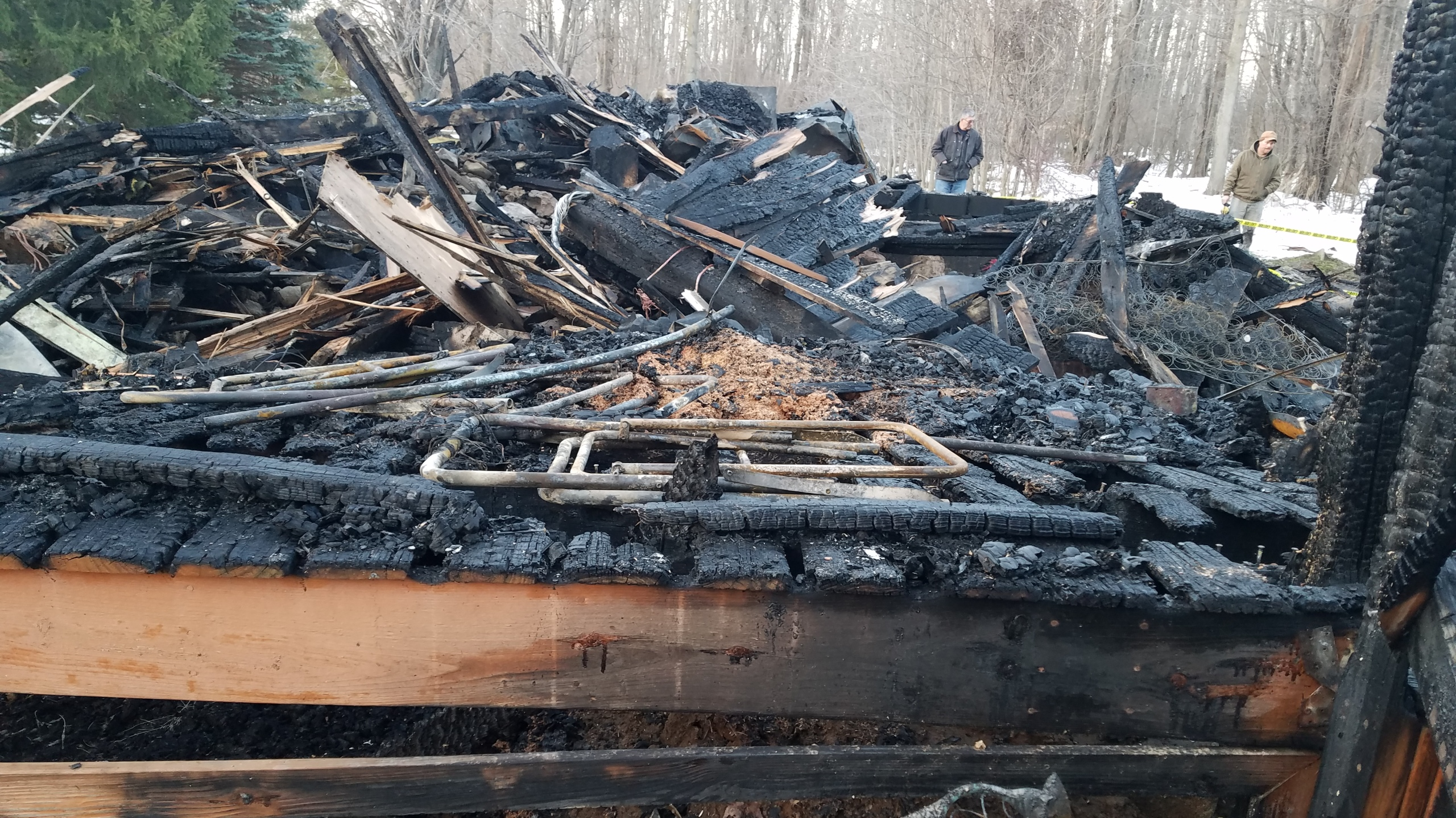 Barre Home Explosion-118809282
