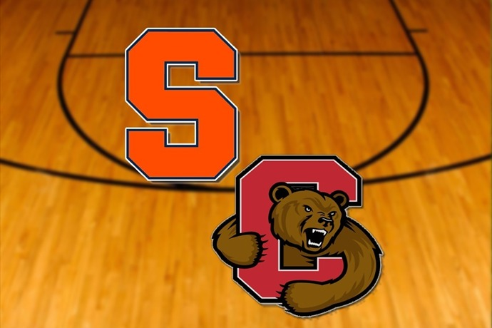 Syracuse - Cornell Basketball_-4775338914791338646