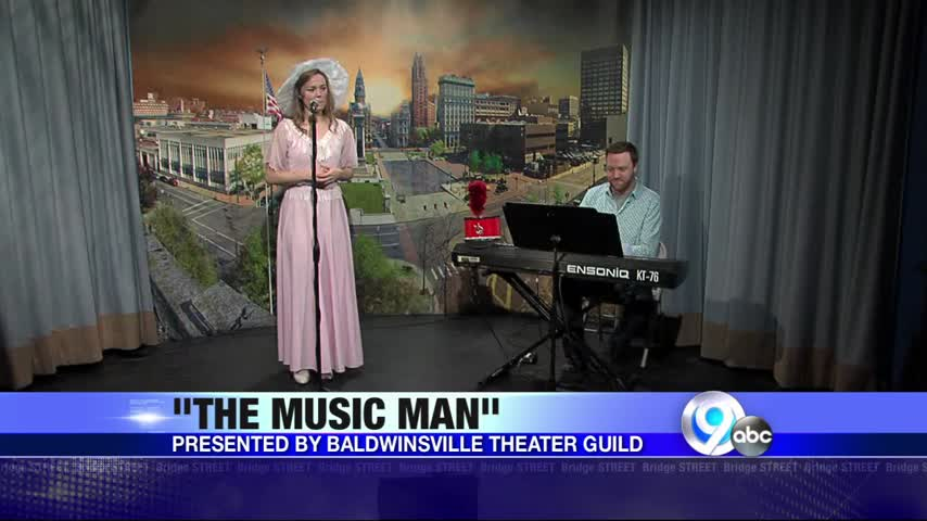 Bridge Street: The Music Man Preview 1/17/2017