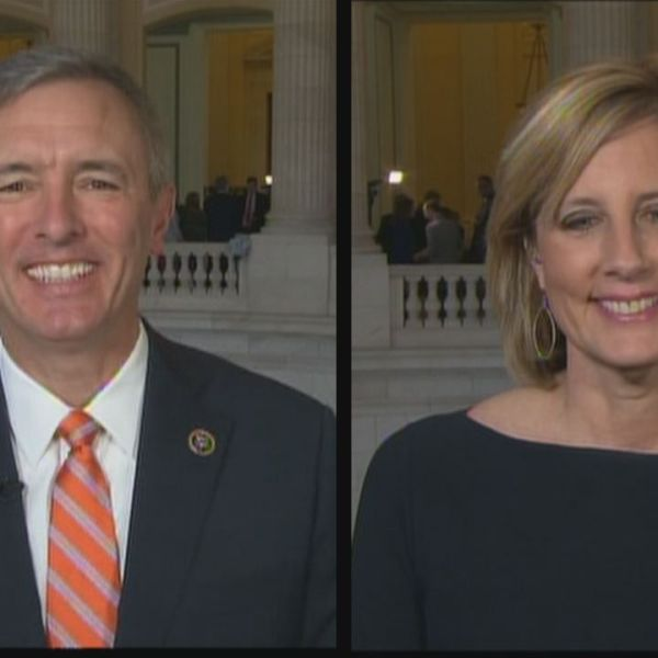 John Katko and Claudia Tenney