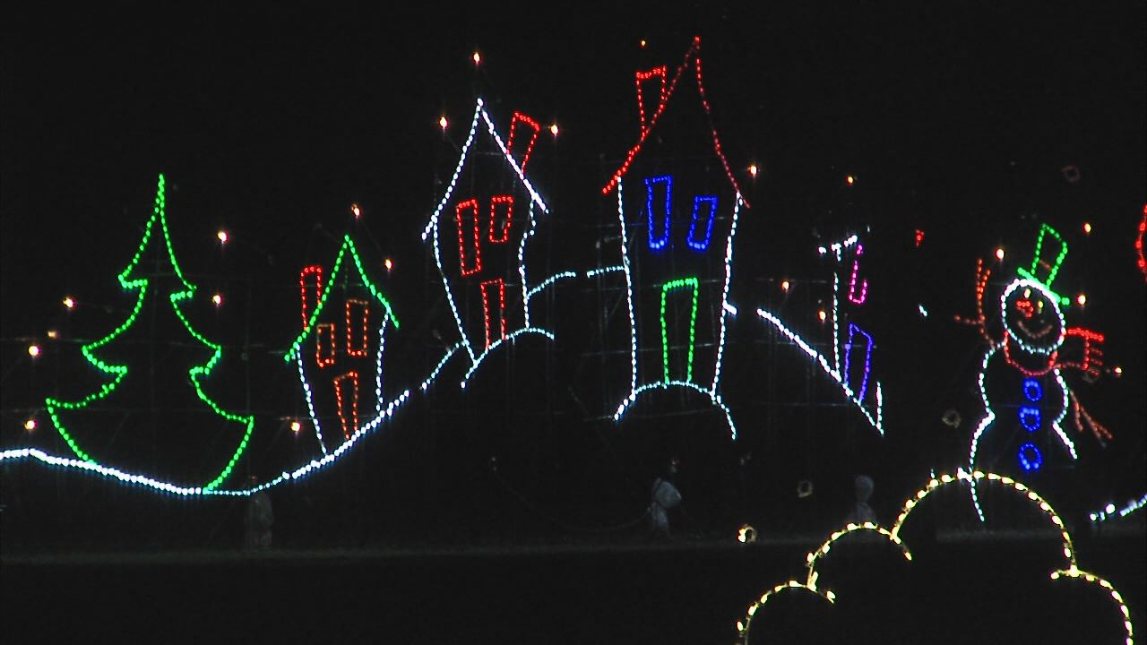 Lights on the Lake opening tonight