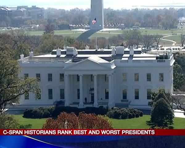 C-SPAN historians rank best and worst presidents_78736385