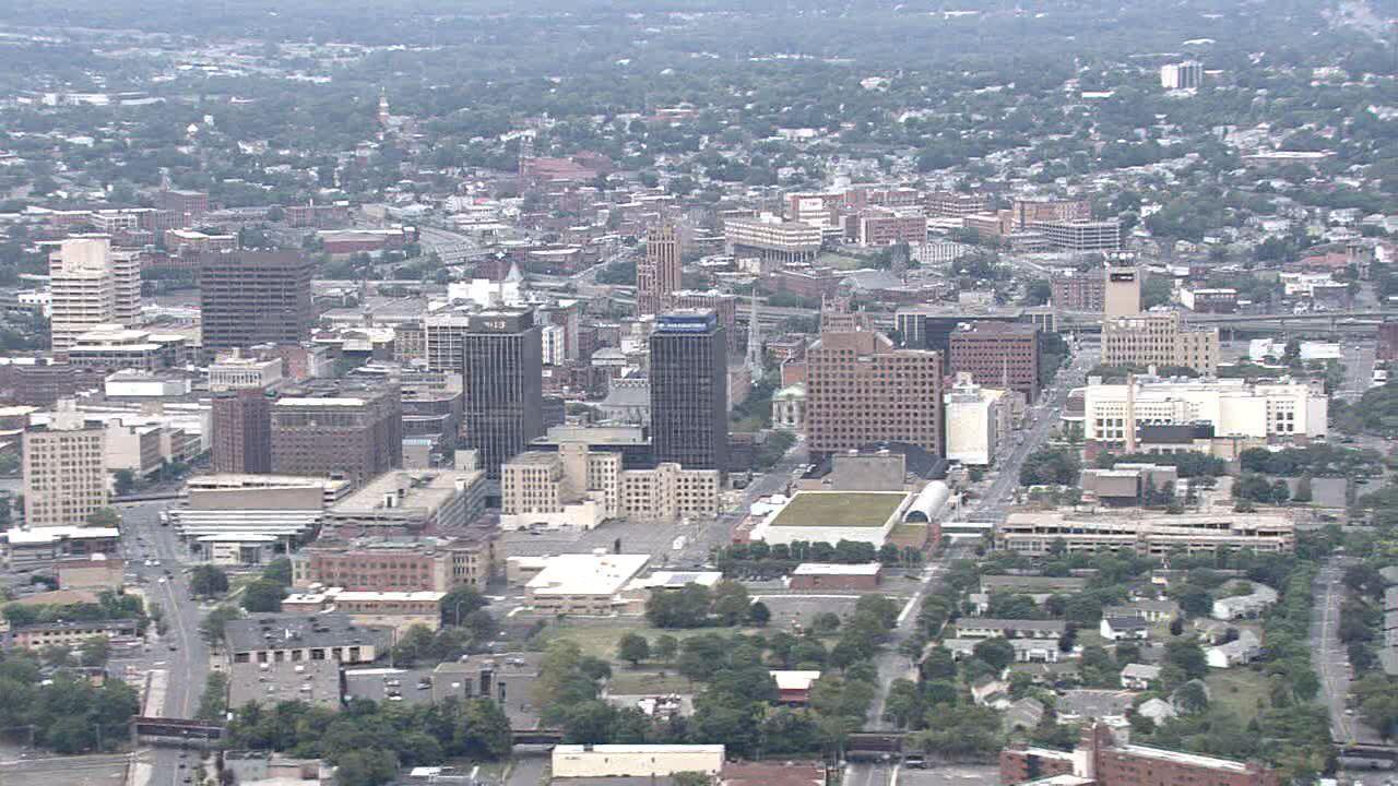 Consensus Syracuse City Scape