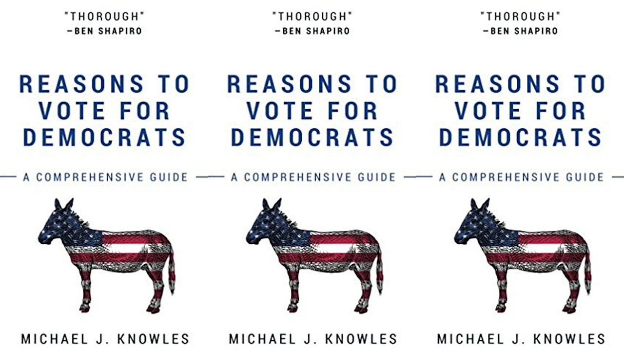 Reasons to vote for Democrats68583195-159532