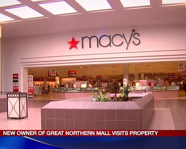 Great Northern Mall's New Owner