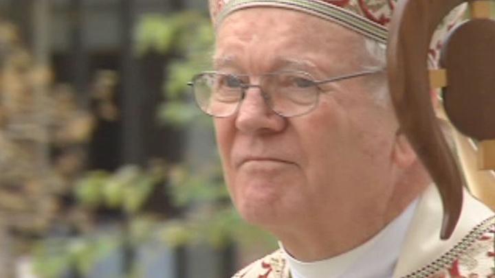 Bishop James Moynihan