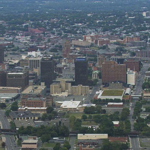 Syracuse aerial