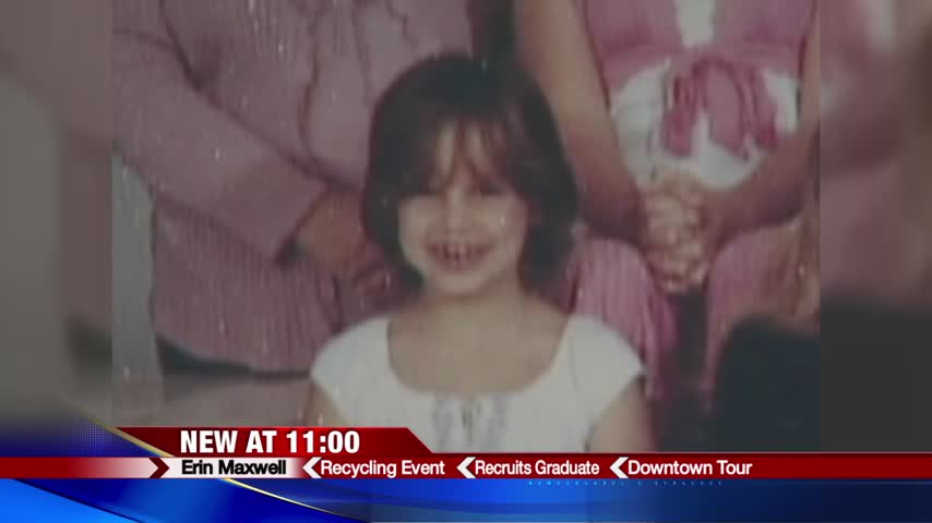 Backpack program in remembrance of Erin Maxwell