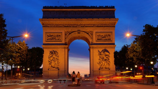 Arc de Triomphe Paris_2645823438088518-159532