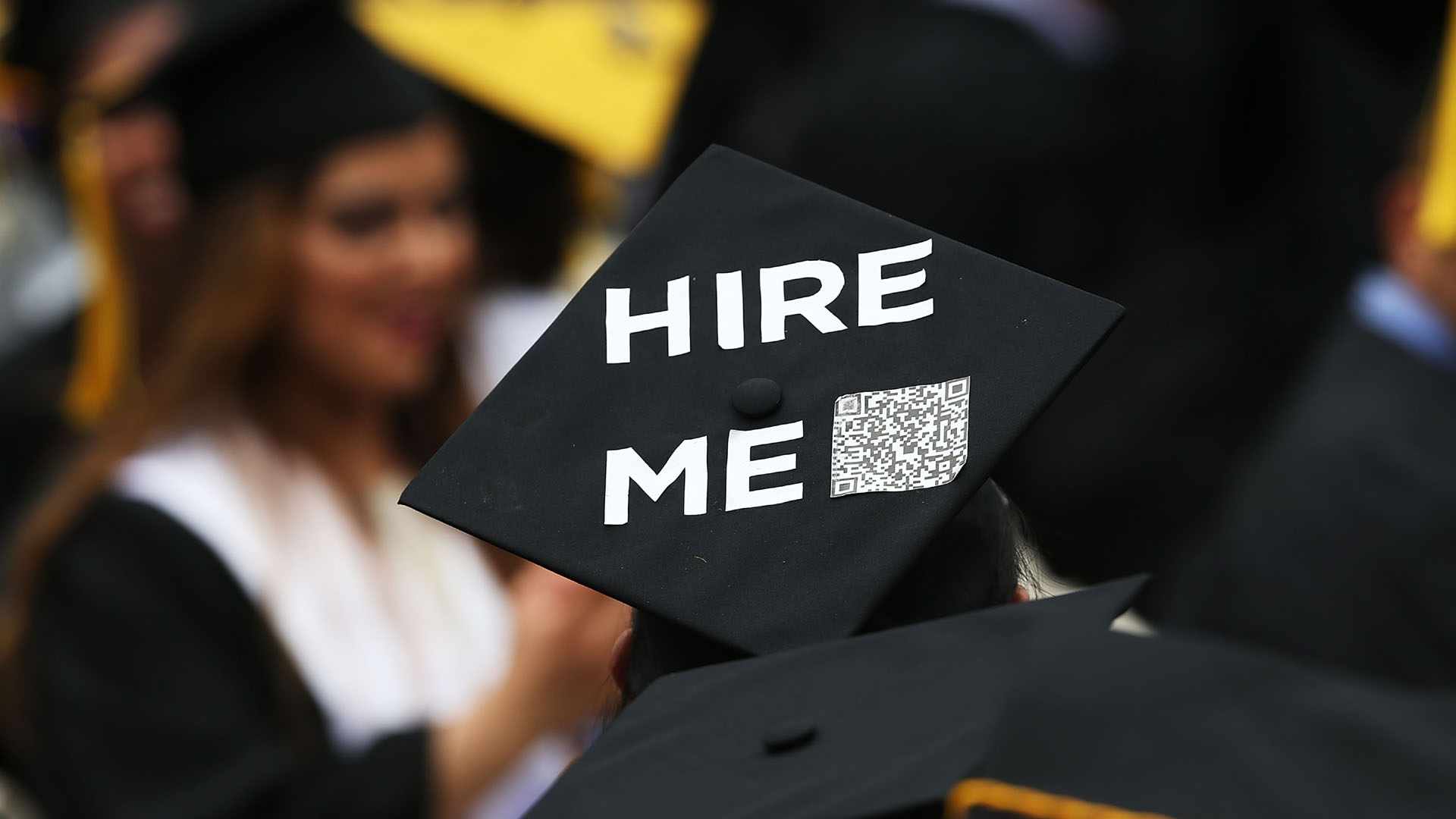 Hire Me college graduation students88406381-159532