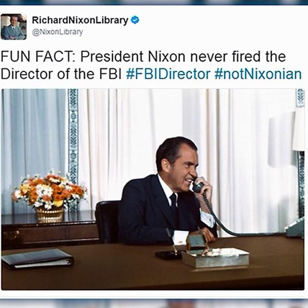 Nixon Library tweet47421964-159532