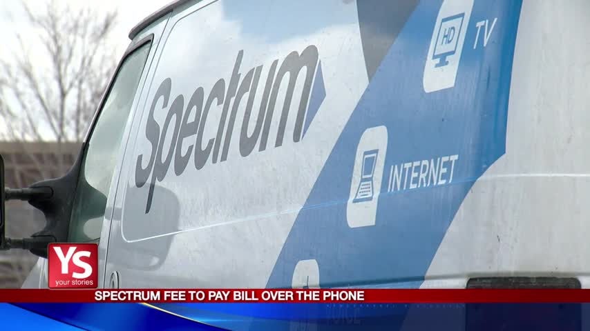 Your Stories: Does Spectrum charge $5 to pay a bill over the phone?