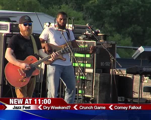Jazz Fest kicks off