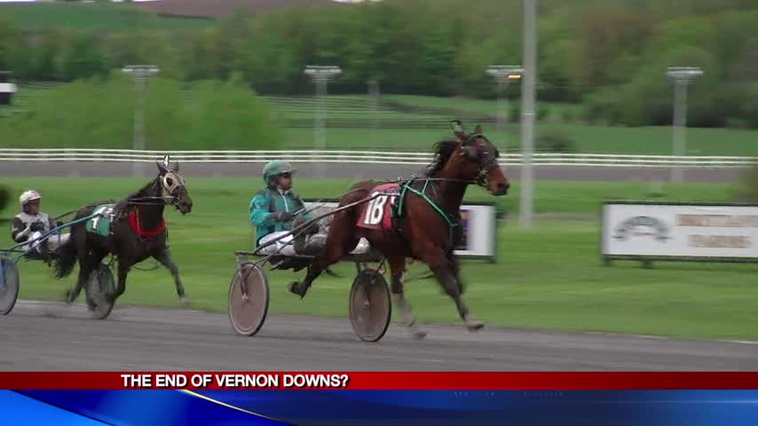 End of Vernon Downs-_60901306