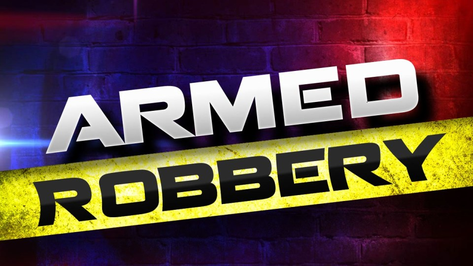 Bellville PD Search For Suspect in Armed Robbery [VIDEO]