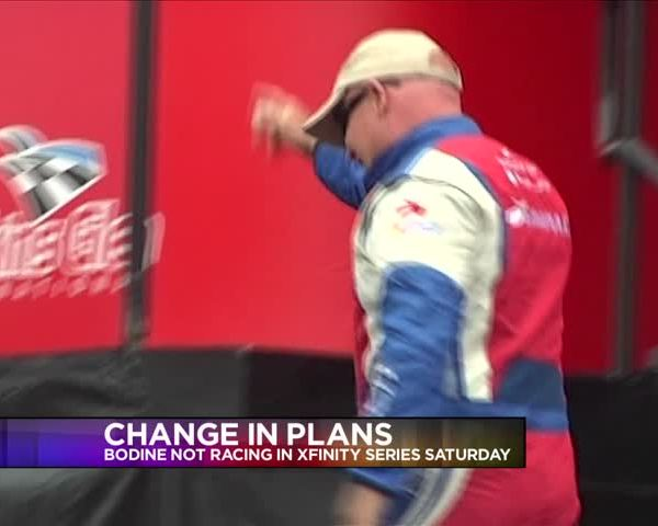 Todd Bodine Will Not Compete in XFINITY Race Saturday_54334741-118809198