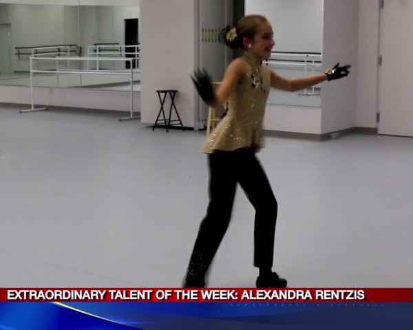Extraordinary Talent of the Week- Alexandra Rentzis_37221837