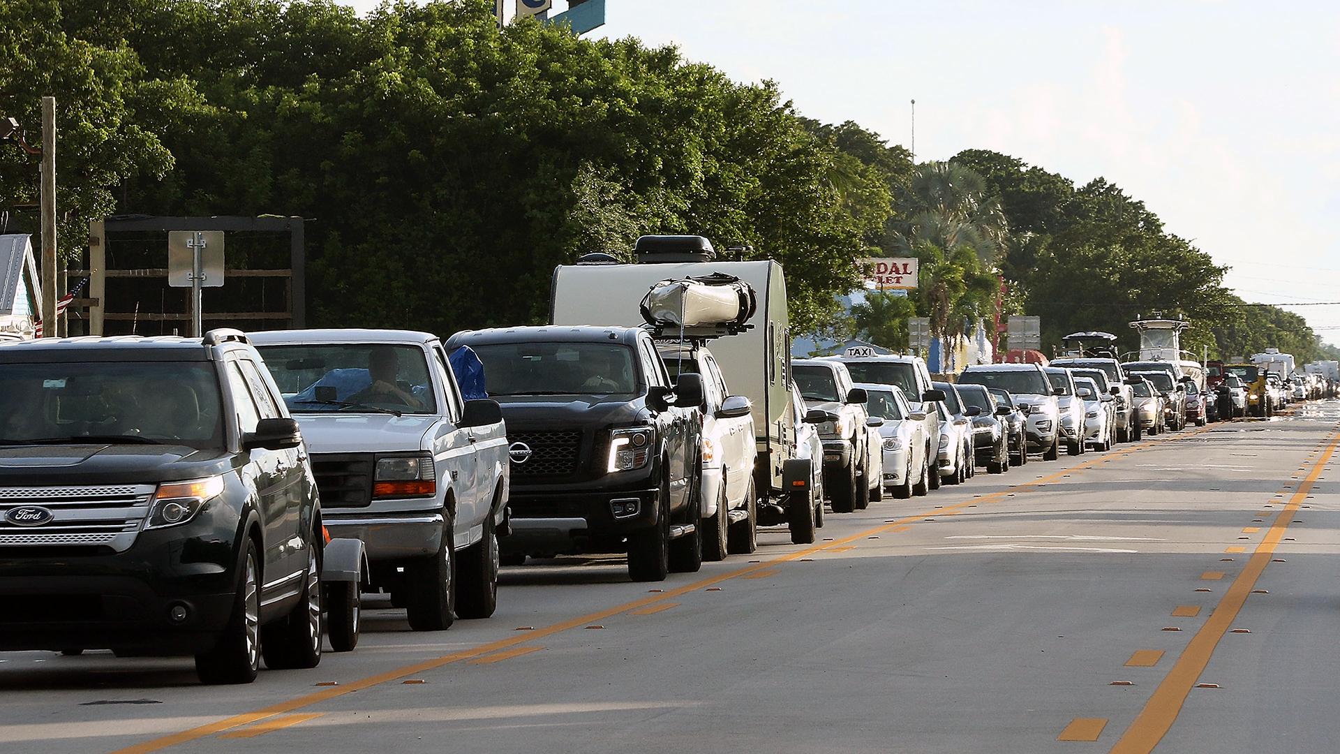 Hurricane Irma traffic in Islamorada Florida-159532.jpg08691640