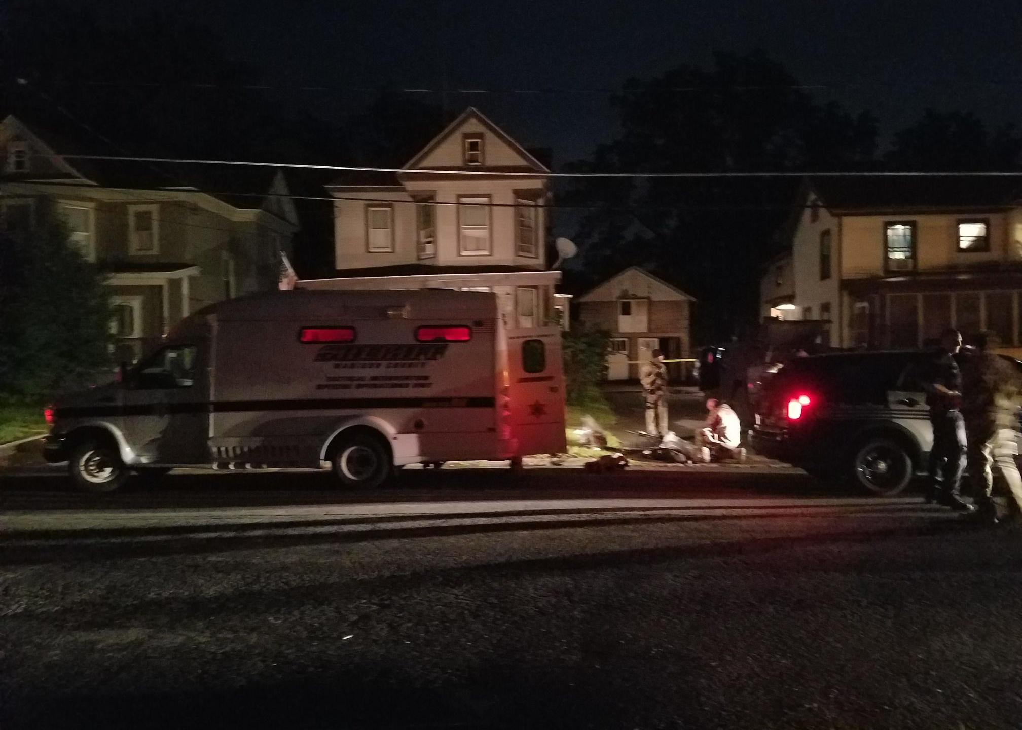 Investigation leads to large meth lab bust in Madison County