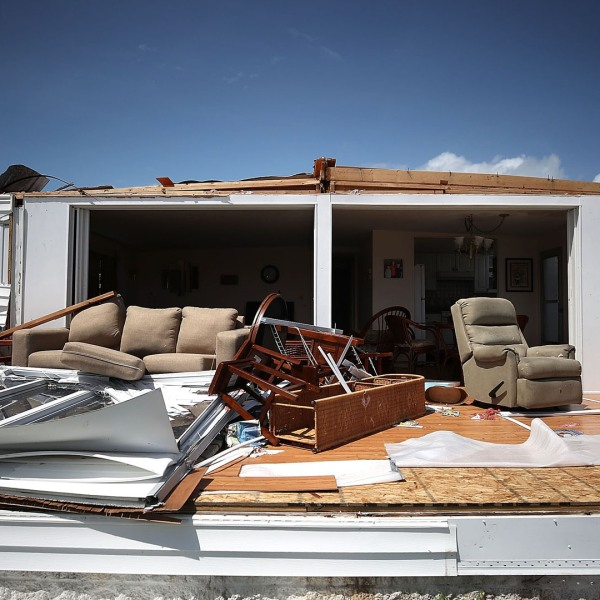 Naples, Florida, home damaged by Hurricane Irma51859494-159532