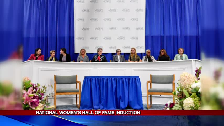 ten women added to national women u0026 39 s hall of fame in seneca