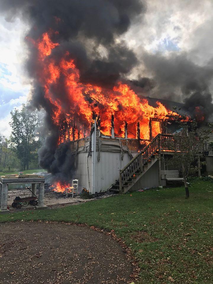 Town of Oswego Fire