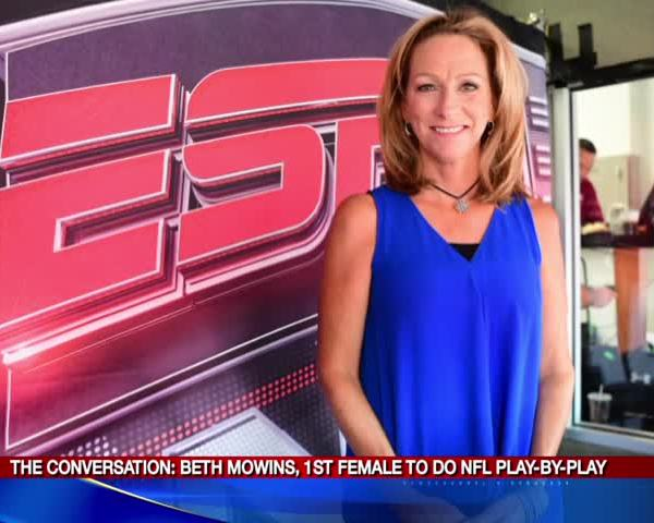 The Conversation with Beth Mowins