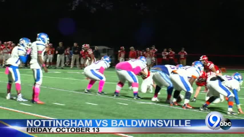 FNF Raw: Nottingham vs Baldwinsville 10-13-17