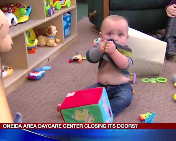 Oneida Daycare Center may close its doors