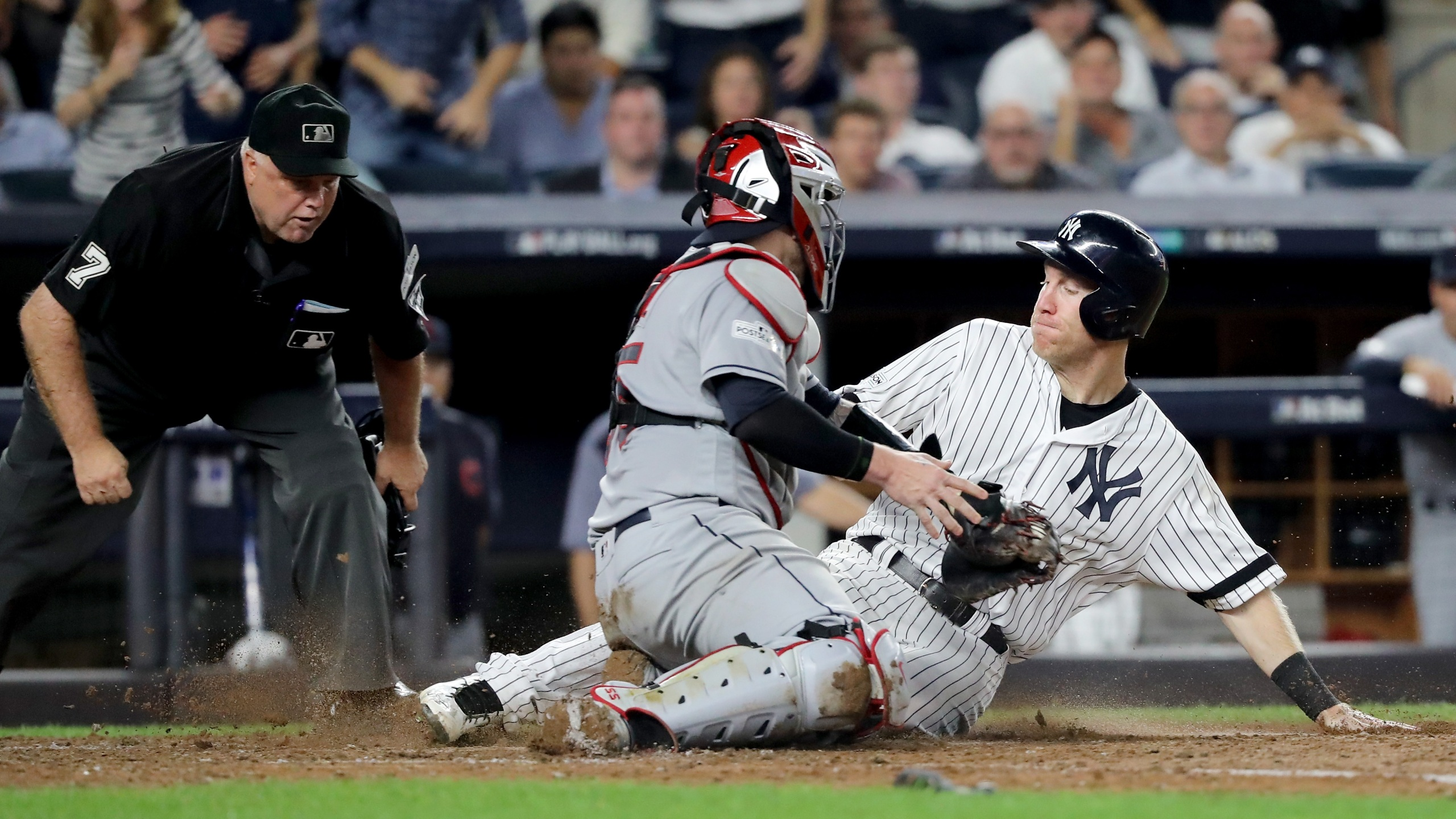 Yankees vs Indians