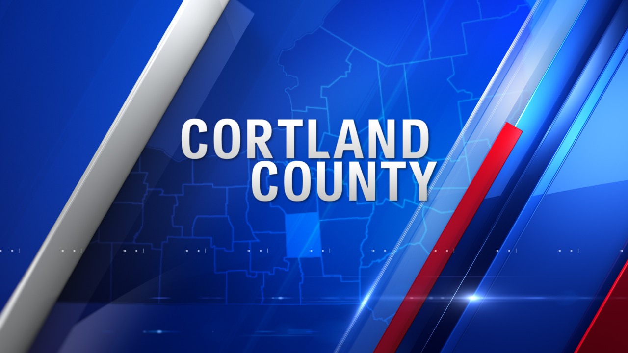 Cortland County new