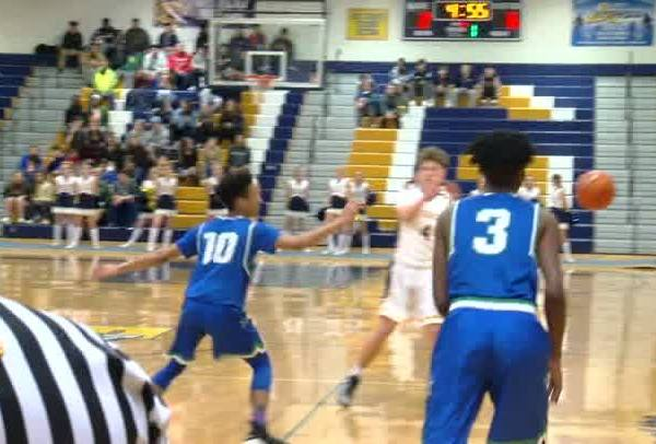 FNF Raw: C-NS vs West Genesee 2-16-18
