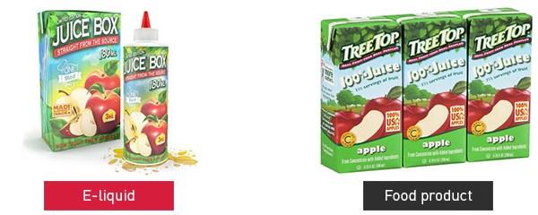 FDA Juice Box Comparison