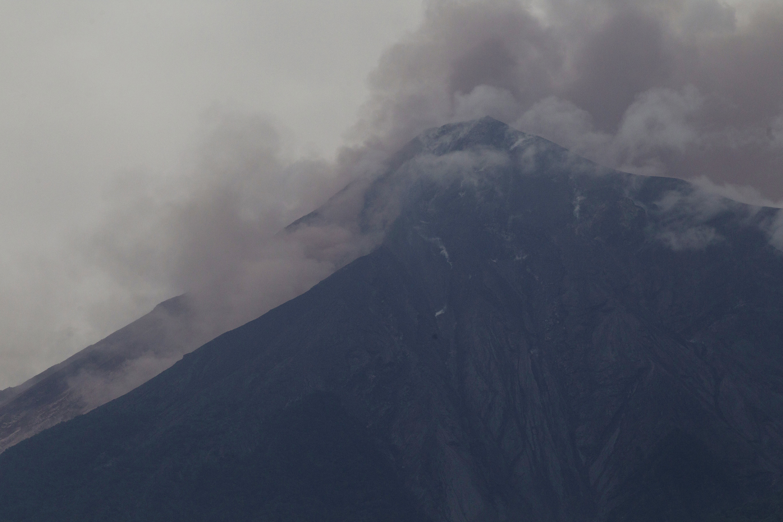 Guatemala Volcanic Eruption Sends Lava Into Homes Kills 25