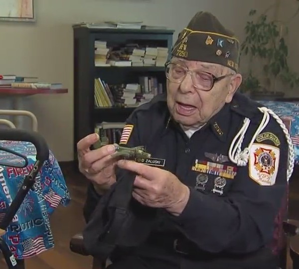 One WWII veteran reflects on Independence Day