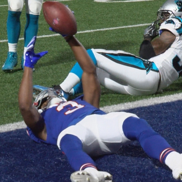 The Bills Report Ray Ray McCloud 8-12