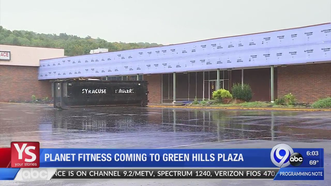 Planet Fitness Coming To Green Hills Plaza In Nedrow Your Stories