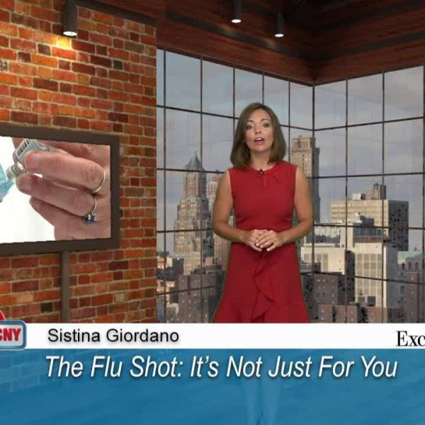 The Flu Shot - It's not just for you: A Healthier CNY