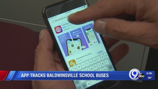 Baldwinsville school district parents using app to track