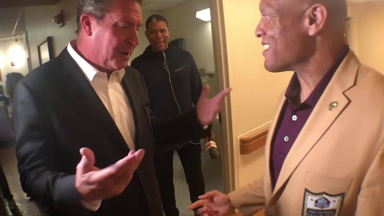 Dan Marino, Aeneas Williams discuss how Rams could beat the Patriots in Super Bowl LIII