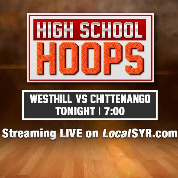 Westhill vs Chittenango TONIGHT