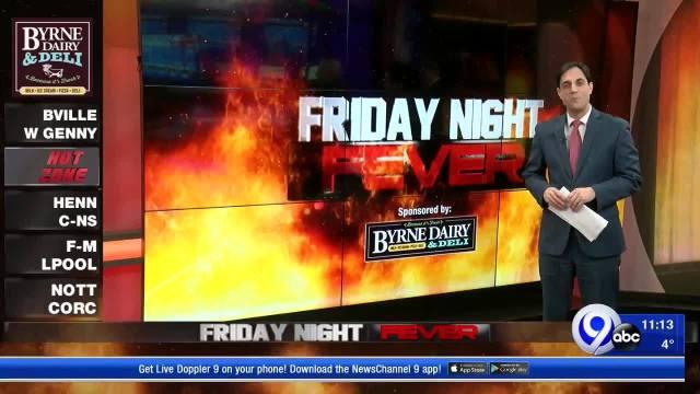 Friday Night Fever for February 1st