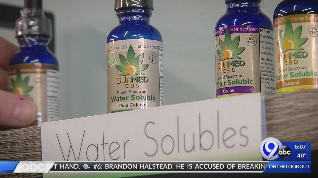 New CBD store in the town of Salina bringing up questions